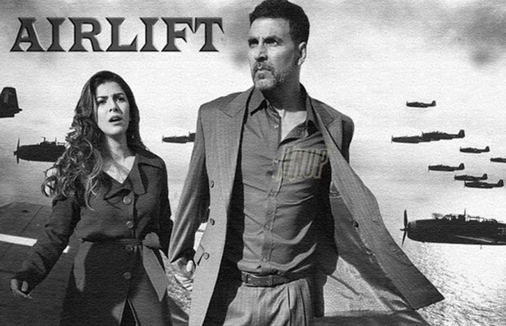 Airlift Movie Review Rating