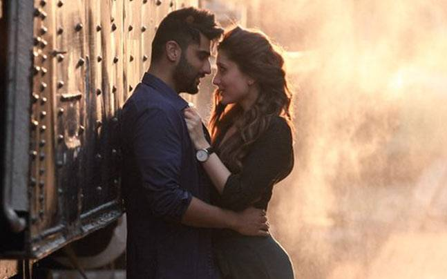 Arjun and Kareena Kapoor's  Ki & Ka movie first look Released