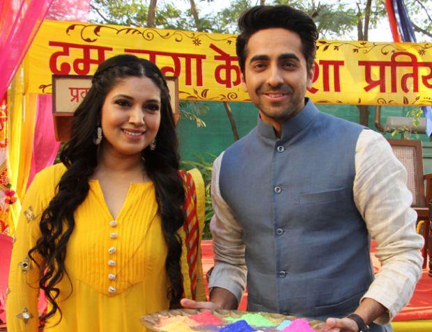 Ayushmann Khurrana to romance Bhumi Pednekar again for 'Manmarziyan'