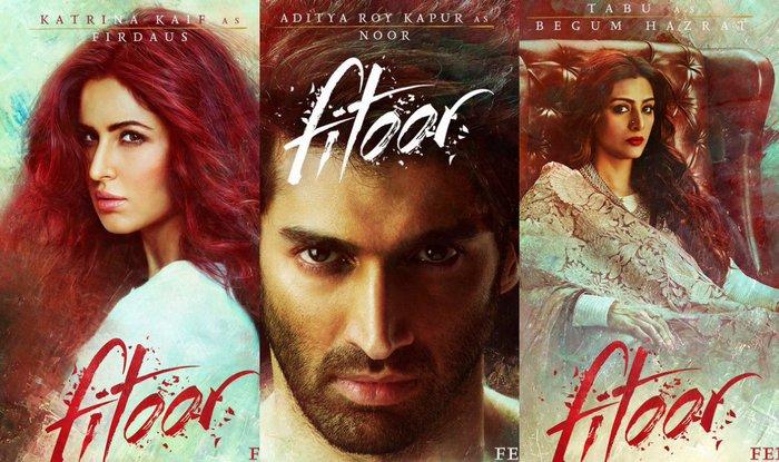 Fitoor trailer Aditya Roy Kapoor and Katrina's sizzling Chemistry