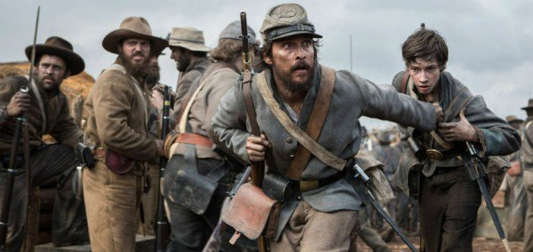 Free State of Jones Trailer Released