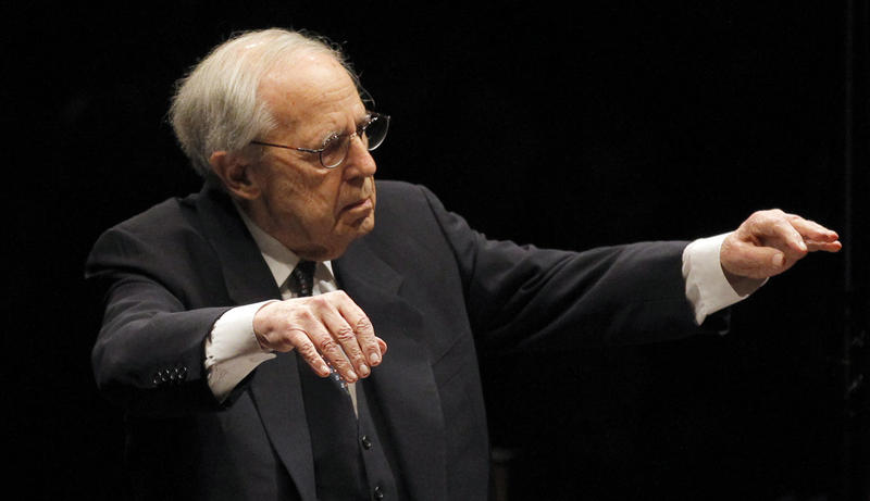 French composer Pierre Boulez dies at 90