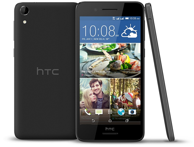 HTC Launched Desire 728 Smartphone With Octa-Core ...