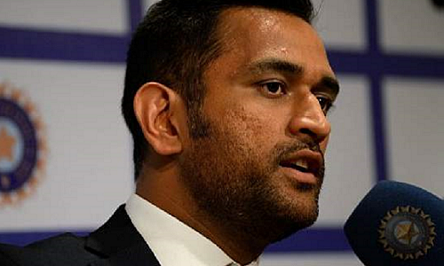 I Will Think About Retirement At Right Time - MS Dhoni