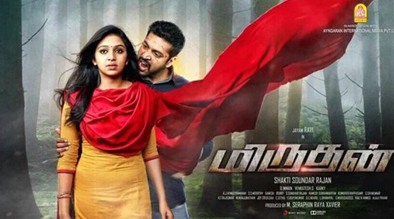 Jayam Ravi Miruthan Trailer Talk South India's first Zombie film