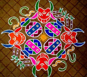 Makar Sankranthi 2016 Rangoli Designs (23)