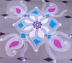 Makar Sankranthi 2016 Rangoli Designs (42)