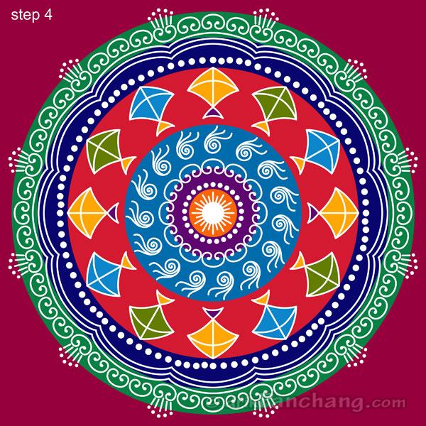 Makar Sankranthi 2016 Rangoli Designs (43)