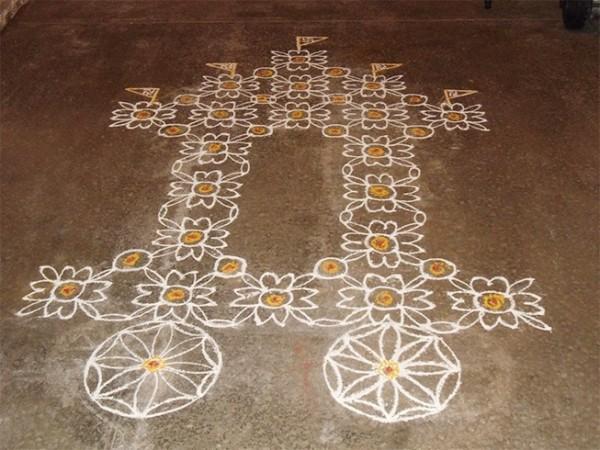 Makar Sankranthi 2016 Rangoli Designs (45)
