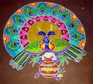 Makar Sankranthi 2016 Rangoli Designs (50)