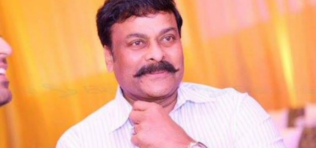 Megastar Chiranjeevi Kathi Film Look Revealed