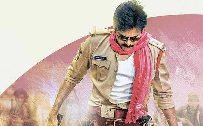 Pawan kalyan lend his voice for Sardar Gabbar Singh