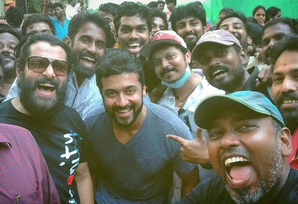 Prabhas, Rana, Vikram, Suriya and Nivin Pauly Come Together For Spirit of Chennai