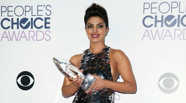 Priyanka Chopra bags Favourite Actress award for Quantico at People's Choice Awards