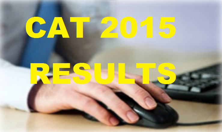 CAT 2015 Results score card