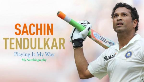 Sachin Tendulkar to Make His Bollywood Debut in His Own Biopic