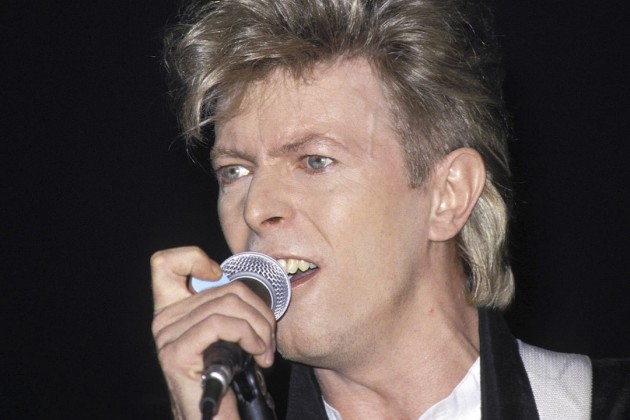 Singer David Bowie Passes away