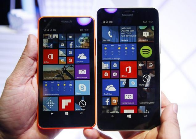 Windows 10 Mobile update rolled out to Microsoft Lumia 640