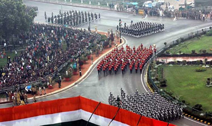 India Republic Day 2018 Parade Live Streaming