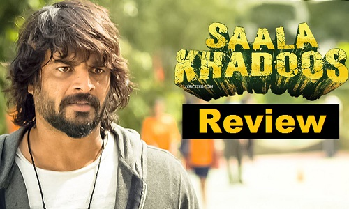 Irudhi Suttru/Saala Khadoos Movie Review