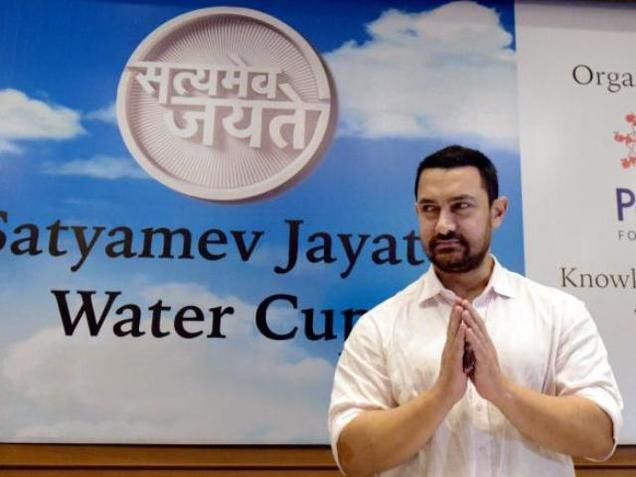 Aamir Khan Satyamev Jayate to have an episode on Maharashtra water issue