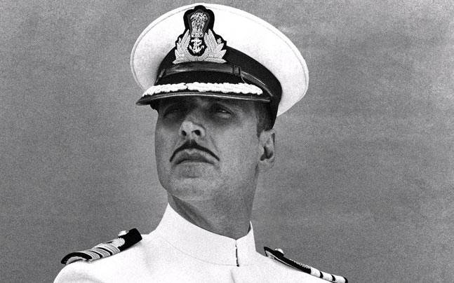 Akshay Kumar Reveals The First Look Of Rustom