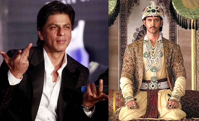 Box Office Blockbusters Rejected By Shah Rukh Khan - jodha akbar