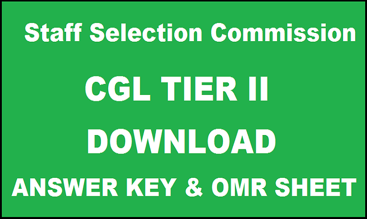 SSC CGL Interview Call Letter 2016 Interview Schedule: Download @ ssc.nic.in