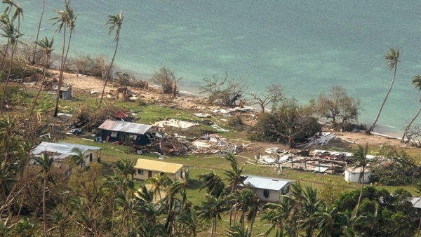 Cyclone hit Fiji death toll reaches 42 entire villages wiped out on remote islands