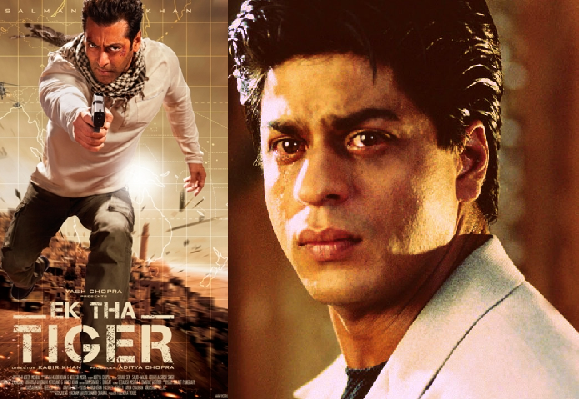 Ek tha tiger movie rejected by SRK