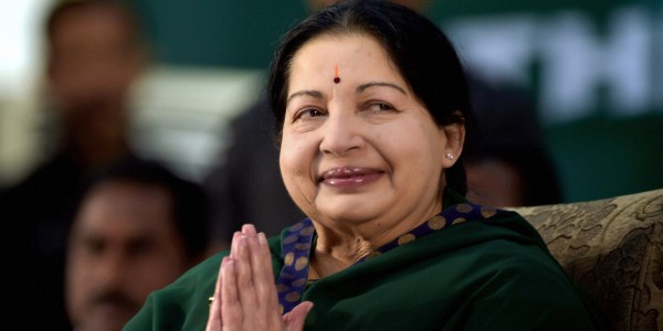 Free bus travel for senior citizens in Chennai : Jayalalitha