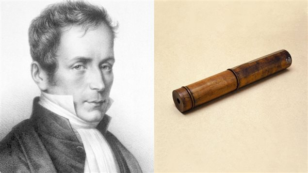 Google doodle celebrates stethoscope inventor Rene Laennec's 235th birthday