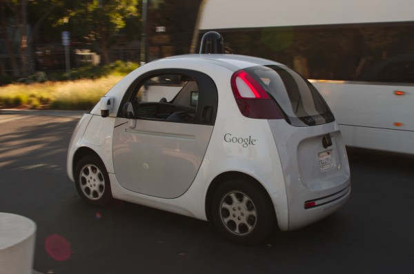 Google's self-driving car is its own driver says US government