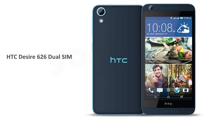 HTC launches Desire 626 dual sim with 5 Inch Display smartphone, priced at Rs 14,990HTC launches Desire 626 dual sim with 5 Inch Display smartphone, priced at Rs 14,990