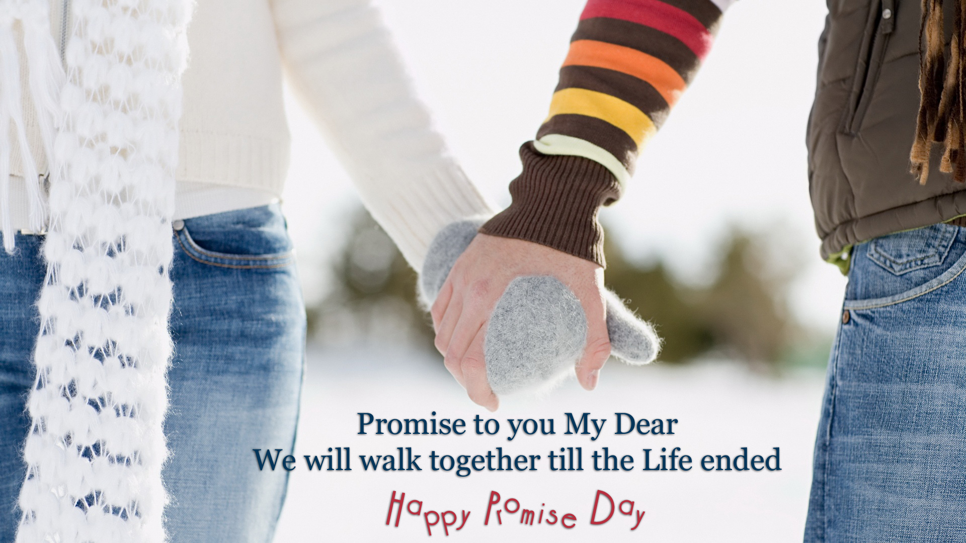 Happy Promise day Images with quotes (2)
