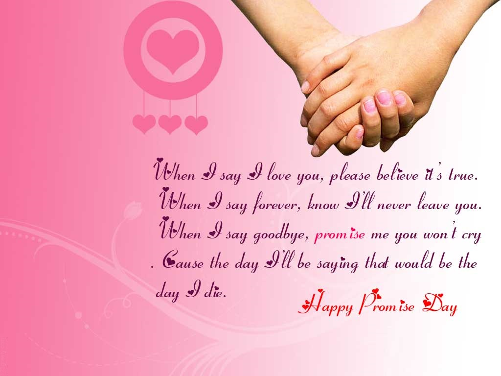 Happy Promise day Images with quotes (6)