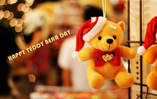 Happy Teddy Day 2016 HD 3D Images, Wallpapers, Pictures for facebook, Whatsapp