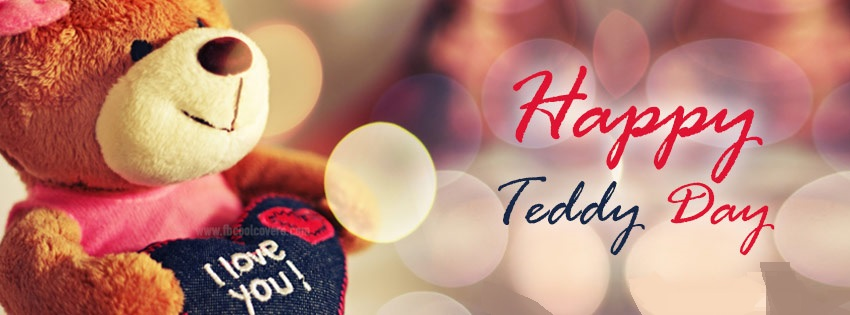 Happy Teddy Day 2017 images for fb cover pics (3)