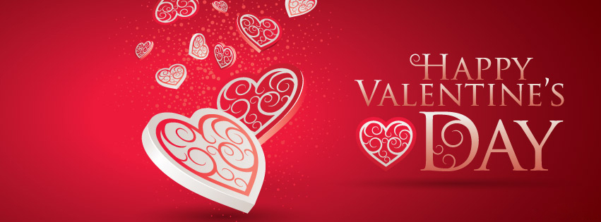 Happy Valentines Day 2017 Images HD 3D Wallpapers Greetings – Valentine Cards for Facebook