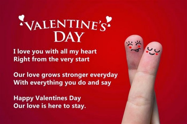 Happy Valentines' Day images with quotes (1)
