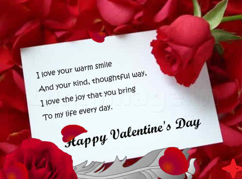 Happy Valentine's Day 40 Images HD 40D Wallpapers Greetings Cool Valentines Day Quotes Free Download