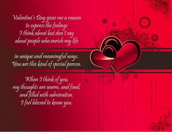 Happy Valentines' Day images with quotes.