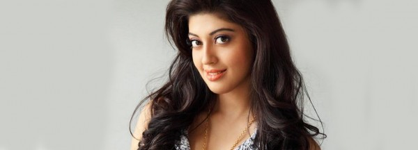 Heroine Pranitha Escaped A Road Accident