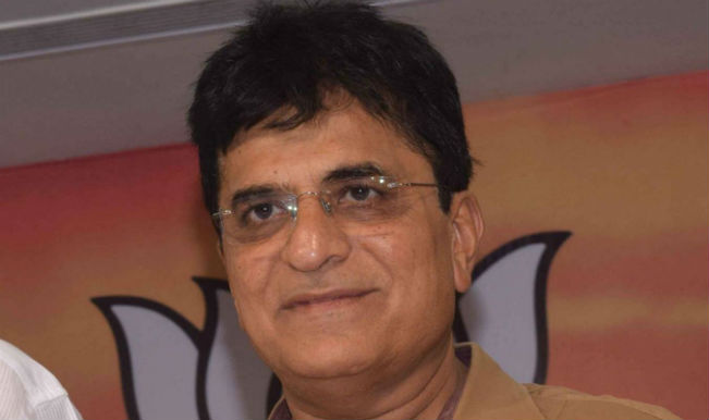 'Huge scam in Freedom 251 mobile phone'  BJP MP Kirit Somaiya