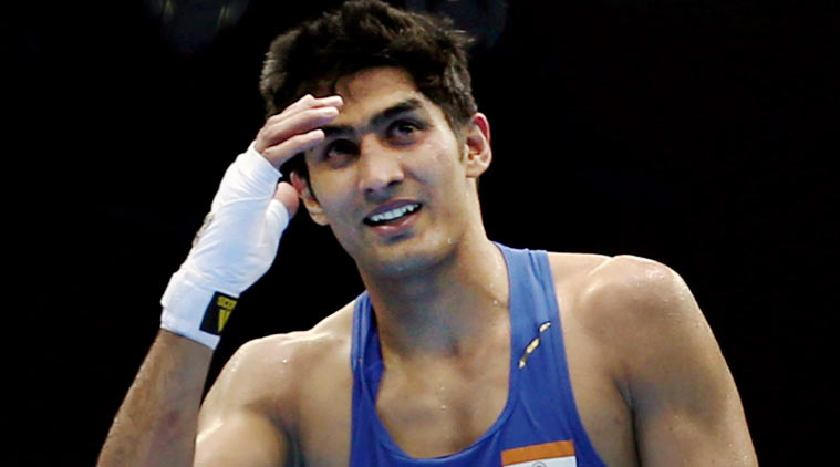 Indian boxer Vijender Singh to fight for WBO Asia title in India