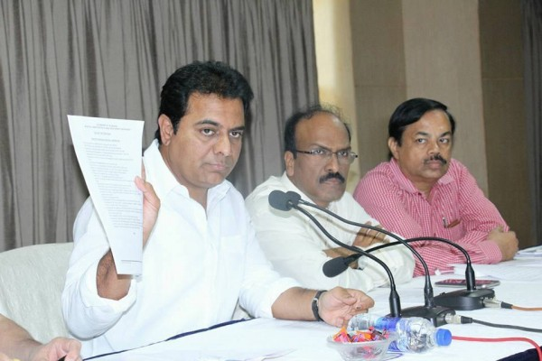 KTR's Announced 100-Day Action Plan for GHMC