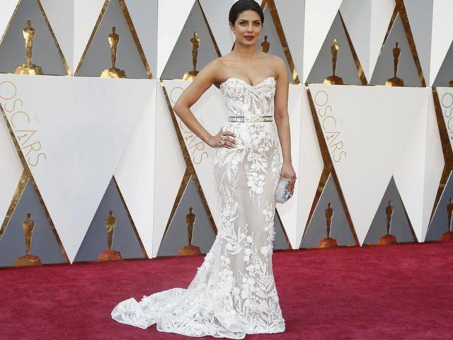 Priyanka Chopra second most searched celeb during Oscars
