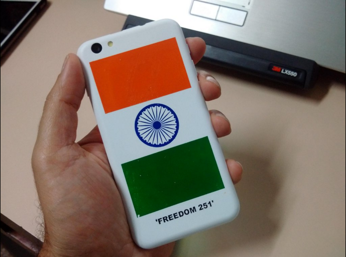 Ringing Bells 'Freedom 251' smartphone bookings paused, will resume within 24 hours