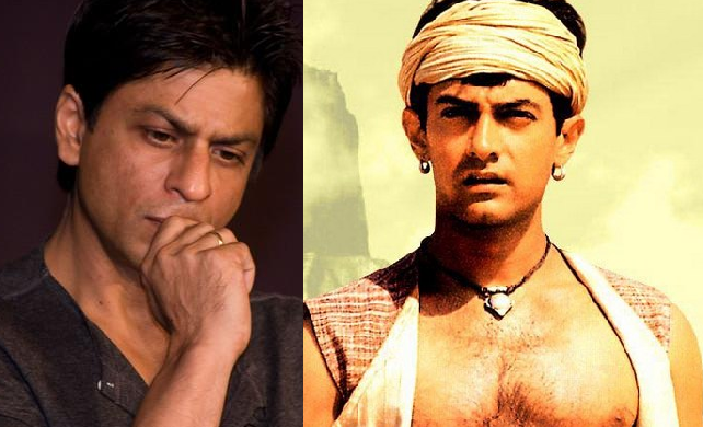 SRK rejected Lagaan movie