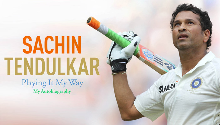 Sachin Tendulkar's autobiography Playing It My Way enters Limca Book of Records